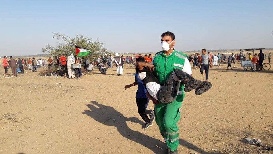 أطباء بلا حدود: جرحى غزة معرضون إما للبتر أو الوفاة